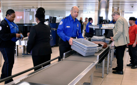 Luchthaven security